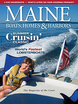 Maine Boats, Homes & Harbors, Issue 130