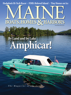 Maine Boats, Homes & Harbors, Issue 132