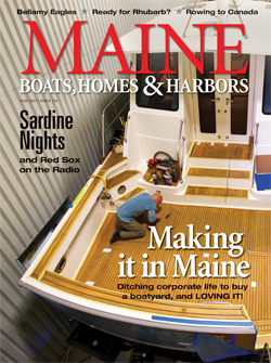 Maine Boats, Homes & Harbors, Issue 134