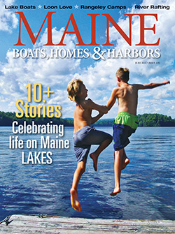 Maine Boats, Homes & Harbors, Issue 135