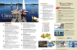 Maine Boats, Homes and Harbors Issue 135