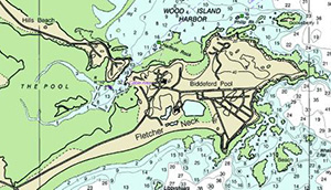 Biddeford Pool Maine Boats Homes Harbors
