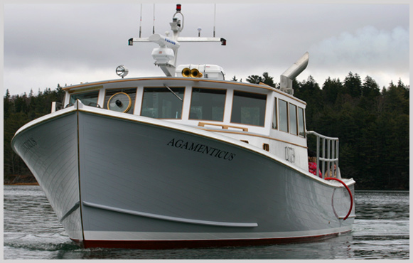 Just Launched - Agamenticus | Maine Boats Homes & Harbors
