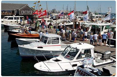 9th Annual Maine Boats, Homes & Harbors Show: Art, Artisans