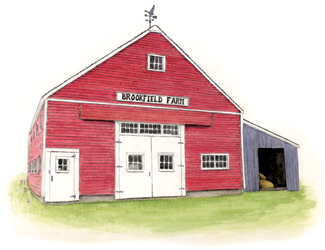 Brookfield Barn