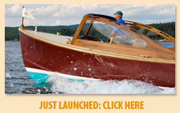 Just Launched, 28 Bass Boat