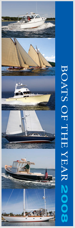 Boats of the Year 2008