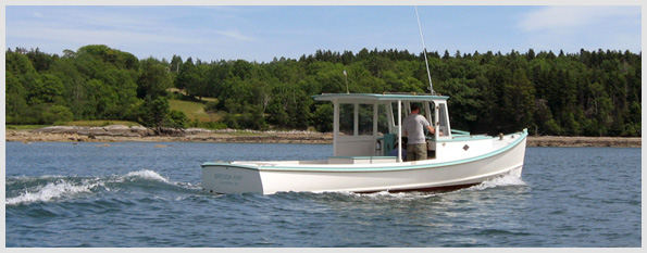 Just Launched: the Brenda Kay | Maine Boats Homes & Harbors