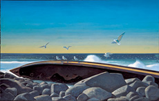 Call of the Coast, Rockwell Kent