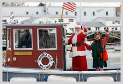Christmas By The Sea Camden Maine.Maine Events December 2008 Maine Boats Homes Harbors