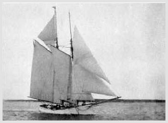 The schooner Grampus