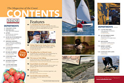 Maine Boats, Homes and Harbors Issue 100