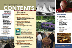 Maine Boats, Homes and Harbors Issue 101