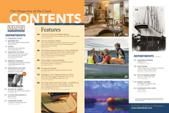 Maine Boats, Homes and Harbors Issue 102