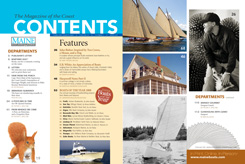 Maine Boats, Homes and Harbors Issue 103