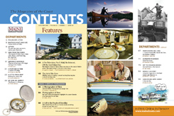 Maine Boats, Homes and Harbors Issue 105