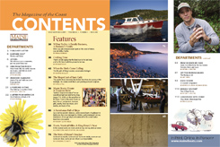 Maine Boats, Homes and Harbors Issue 106
