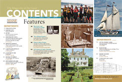 Maine Boats, Homes and Harbors Issue 109