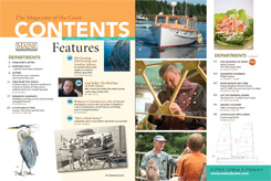 Maine Boats, Homes and Harbors Issue 110