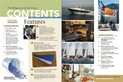 Maine Boats, Homes and Harbors Issue 111