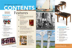 Maine Boats, Homes and Harbors Issue 112