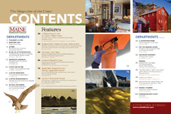 Maine Boats, Homes and Harbors Issue 99