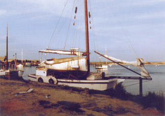 Catboat Cargo Photo