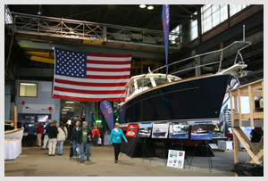 Maine Boatbuilders show