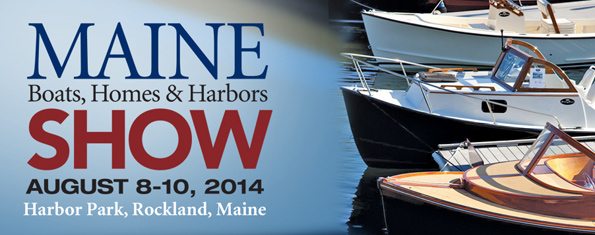 Maine Boats Homes & Harbors Show