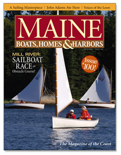 Maine Boats, Homes & Harbors, Issue 100