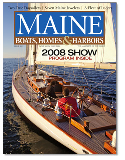 Maine Boats, Homes & Harbors, Issue 101