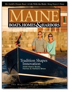 Maine Boats, Homes & Harbors, Issue 106