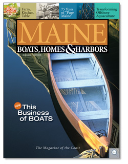 Maine Boats, Homes & Harbors, Issue 110