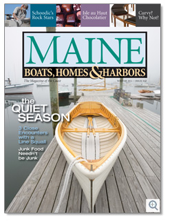 Maine Boats, Homes & Harbors, Issue 112