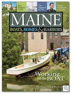 Maine Boats, Homes & Harbors, Issue 114