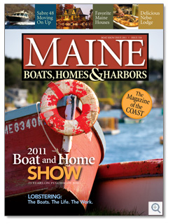 Maine Boats, Homes & Harbors, Issue 116
