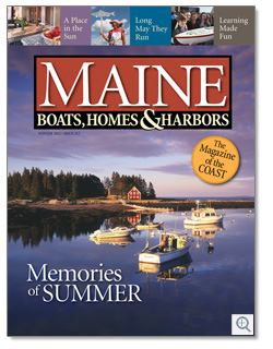 Maine Boats, Homes & Harbors, Issue 117