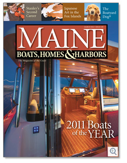 Maine Boats, Homes & Harbors, Issue 118