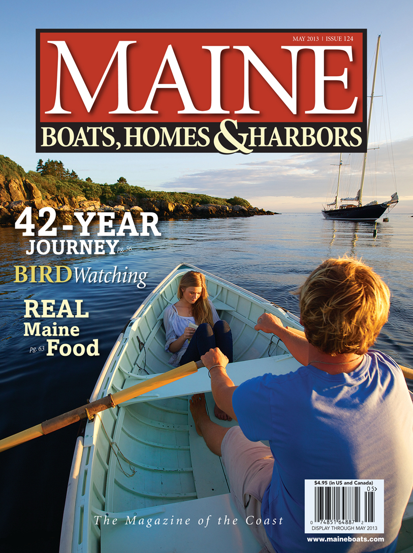 Issue 124 Table Of Contents Maine Boats Homes Amp Harbors