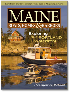 Maine Boats, Homes & Harbors, Issue 99