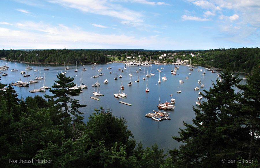 Gunkholing With Gizmo Northeast Harbor Maine Boats