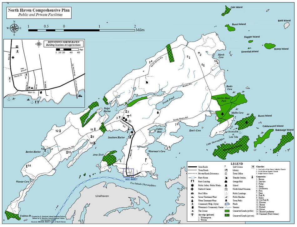 North Haven Island Maine