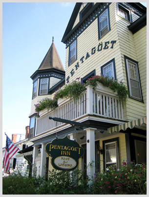The Pentagöet Inn