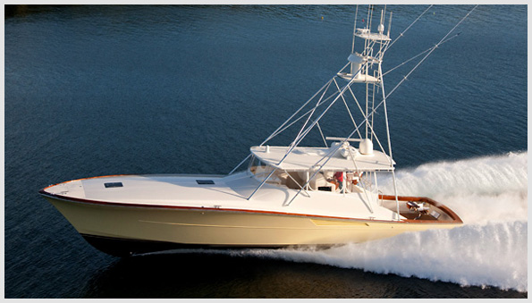 custom express sportfish