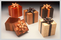 Wood Box Gifts