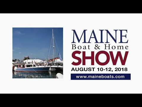 Embedded thumbnail for Celebrate boats and life on the coast at the Maine Boat & Home Show